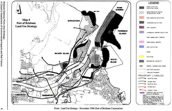 an assessment of environmental impacts and risk factors for brisbane u0026 39 s airshed